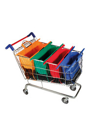 TROLLEY BAGS - REUSABLE SHOPPING BAG