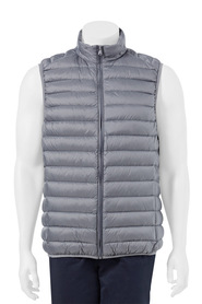 URBAN JEANS CO Feather Puffer Vest