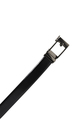 EXACT FIT MENS PIN BUCKLE 45 INCH BELT