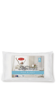 TONTINE SLEEP SELECT PILLOW HIGH & SOFT