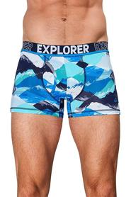 EXPLORER EXPLORER MICROFIBRE ADVENTURE TRUNK