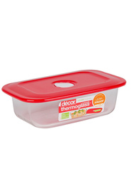 DECOR Thermo Realseal Ovenware Oblong Baker 1L
