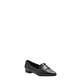 HUSH PUPPIES Tracy Leather Soft Point Penny Loafer