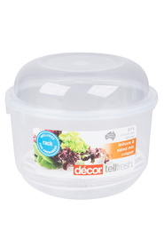 DECOR Tellfresh  Plastic Lettuce Crisper 195Mm