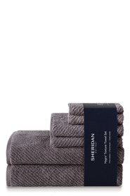 SHERIDAN Hygro Texture Towel 6Pc Set