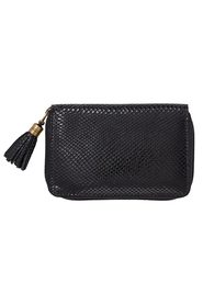 LUCA & MARC LEATHER WALLET W TSSL HS2585