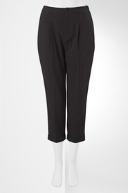 SIMPLY VERA VERA WANG Tailored Tuck Pant