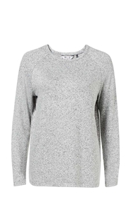 SIMPLY VERA VERA WANG Loose Knit Long Sleeve Top