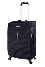 TOSCA Paris Quilted 4WD Medium Trolley Case