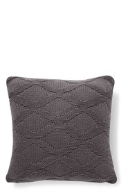 SOREN FLINDERS KNITTED CUSHION 43X43CM