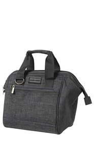 SMITH+NOBEL INSULATED LUNCH BAG CHARCOAL