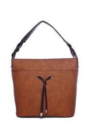 CAB55 Plait Hobo Bag