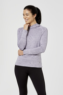 LMA LONG SLEEVE ACTIVE PULL OVER HOODIE