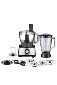 S+N FOOD PROCESSOR WITH BLNDR SS SNFPSS