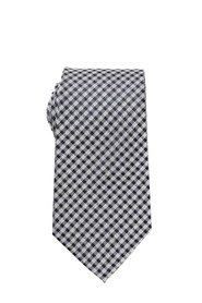 HARRIS 1849 Silk Blend Check Tie