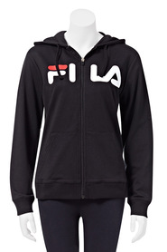 FILA WOMENS TERRY ZIP THROUGH