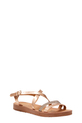 KALINYA BCKLE CROSS OVR SN, ROSE-GOLD, 7