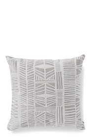 SHAYNNA BLAZE Tribal Embroidered Cushion 50x50cm