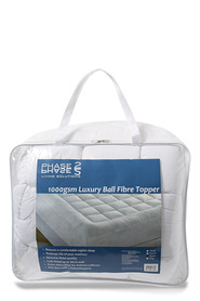 PHASE 2 1000Gsm Ball Fibre Topper Kb
