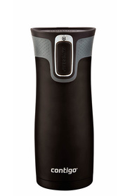 CONTIGO West Loop Autoseal Mug Black 473Ml