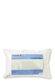 PHASE 2 FEATHER PILLOW STANDARD