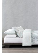 SIMPLY VERA VERA WANG FREYA COTTON QUILT COVER SET KING BED