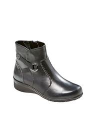 DF SUPERSOFT Lavette ruched ankle boot