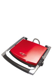 SMITH & NOBEL 4 Slice Snack Maker Red