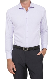 VAN HEUSEN Self Dobby Shirt