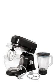 SMITH & NOBEL Stand Mixer with Blender Black
