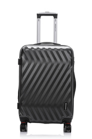 SWISS EQUIP Toulouse 66cm EXP 4WD Trolley Case