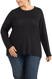 KHOKO COLLECTION Ella Super Soft Top Plus Size
