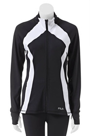 FILA WOMENS TIFFINY HALL BOLD JACKET