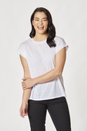 EXTENDED SLEEVE JERSEY TEE