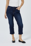 Straight Crop Length Jean