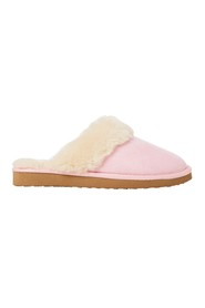 CHERRY LANE Microfibre Suede Slipper Slide