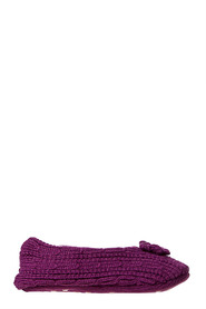 SASH & ROSE Womens Cable Knit Slipper Socks