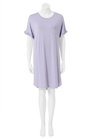 SASH & ROSE Hannah Round Neck Nightie