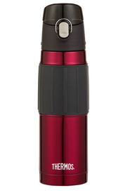 THERMOS STAINLESS STEEL 530ML BOTTLE-RED