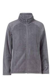 SAVANNAH Herringbone Fleece Jacket