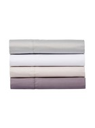 ELYSIAN 400 Thread Count Egyptian Cotton FittedSheet Queen Bed