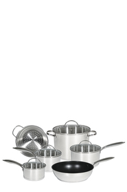 S+N PROFESSIONAL ELITE S/S COOKSET 6PC