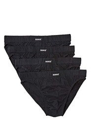 BONDS 4 Pack Hipster Brief