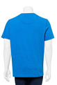 BRONSON PRINTED TSHIRT 08, ROYAL-BLUE, S
