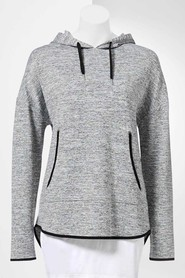 SIMPLY VERA VERA WANG Long Sleeve Popover Hoody
