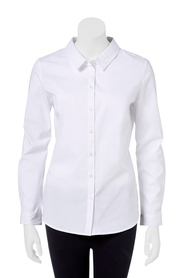 KHOKO SMART Cotton Blend Stretch City Shirt