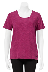 FILA WOMENS TIFFINY HALL EDGE TEE