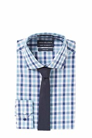 VAN HEUSEN Large Check Shirts