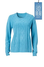 SAVANNAH Soft Touch Cable Jumper