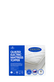 JASON Quilted Electric Mattress Topper KB
